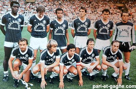 Saison 1983 1984 ligue 1 coupe de france classement r sultats - Classement de coupe de france ...