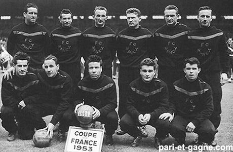 FC Nancy 1952/1953