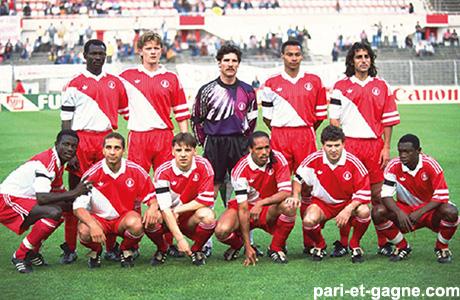 Grandes equipes as monaco - Finaliste coupe de france europa ligue ...