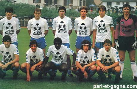 FC Mulhouse 1982/1983
