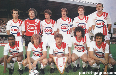 AS Nancy Lorraine 1982/1983