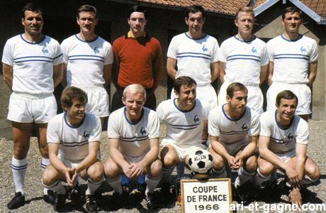 Il était une fois le Racing Strasbourg1966