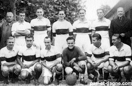 Olympique Lillois 1938/1939